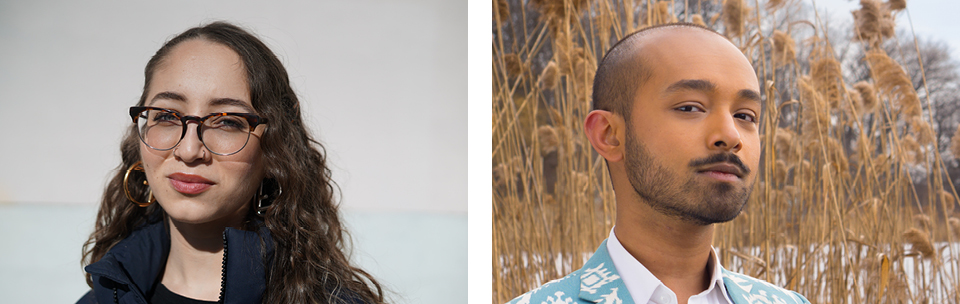 2021 Middlebrook Prize for Young Canadian Curators is Awarded to Mitra Fahkrashrafi and Vince Rozario